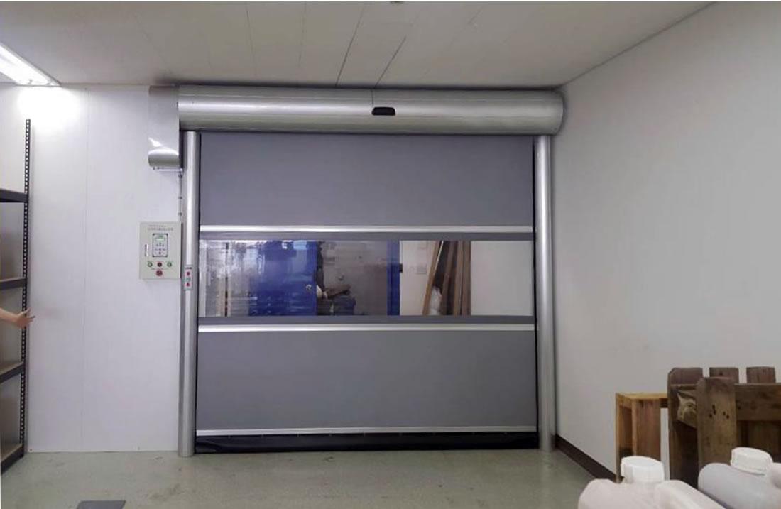 高速自動シャッター 室内LAB用 COAD-4