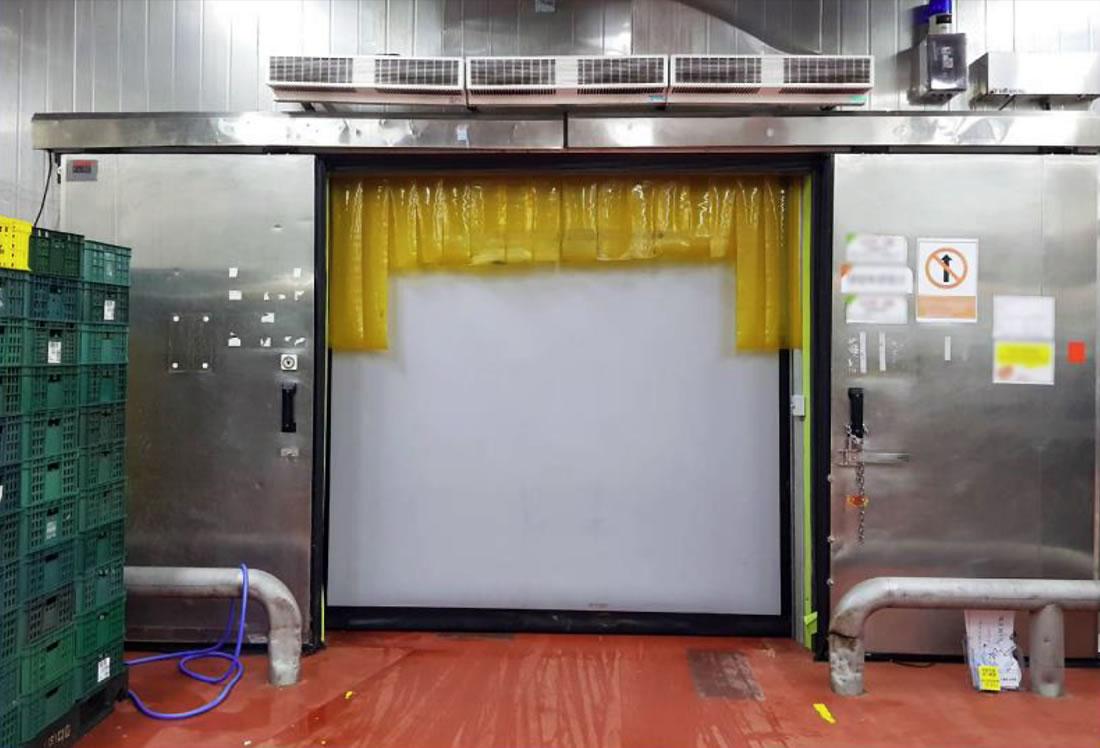 高速自動シャッター 冷凍・蔵倉庫用 COAD-8